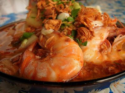 Resepi Mee Udang Simple