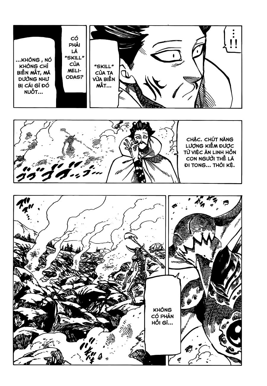 Nanatsu no Taizai - Thất Hình Đại Tội chap 128 page 19 - IZTruyenTranh.com