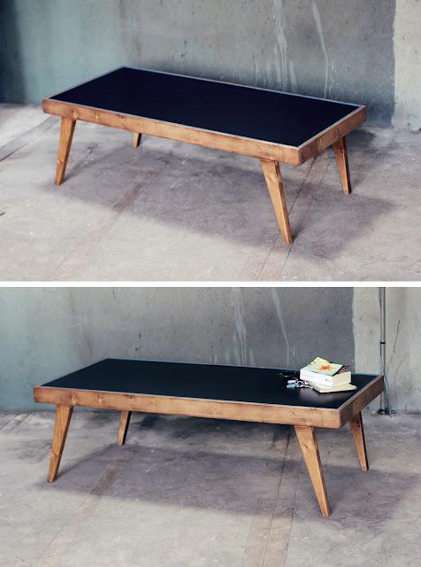 De derri re les fagots la grande table basse 300 euros - Les grandes tables de la friche ...