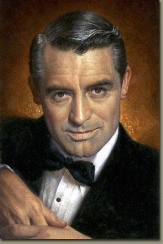 One of Hollywood 's most distinguished actors, Cary Grant finished behind ...