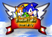 Sonic y Tails Green Hill Fly