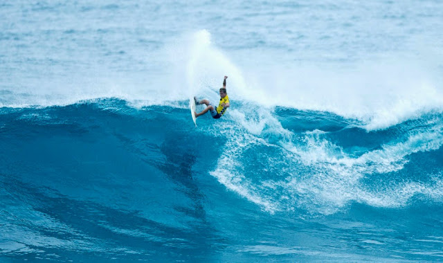 13 Vans World Cup of Sufing 2014 Davey Cathels Foto ASP