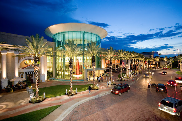 Shopping The Mall at Millenia Orlando