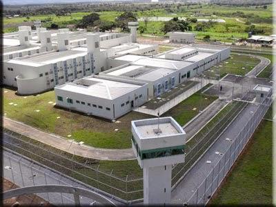 Resultado de imagem para penitenciária masculina de Tremembé