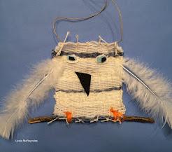Woven Owl