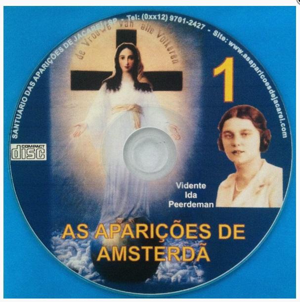 CD AS APARIÇÕES DE AMSTERDÃ- NOSSA SENHORA DE TODOS OS POVOS