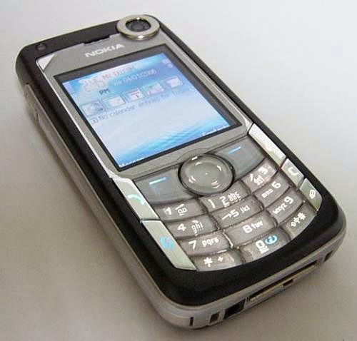 Bán điện thoại 3g nokia 6680 cũ giá rẻ tại Hà Nội, đtdđ nokia 6680 trang bị 2 camera chụp ảnh và gọi video call, hỗ trợ vào mạng 3g chat facebook, nghe nhạc quay phim chụp ảnh tốt...điện thoại nokia cũ 6680 phù hợp cho anh em sưu tầm điện thoại cổ; máy nghe gọi tốt, loa mic to rõ, mọi chức năng hoạt động ổn định không lỗi lầm. Hình thức như ảnh chụp.  Giá: 350.000 (Máy, pin, sạc) Liên hệ: 0904.691.851