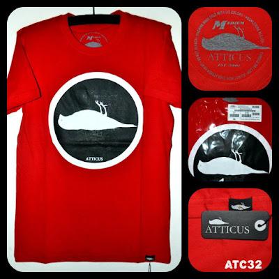 Kaos Surfing ATTICUS Kode ATC32