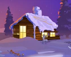 Juegos de Escape Frozen Santa Escape Game