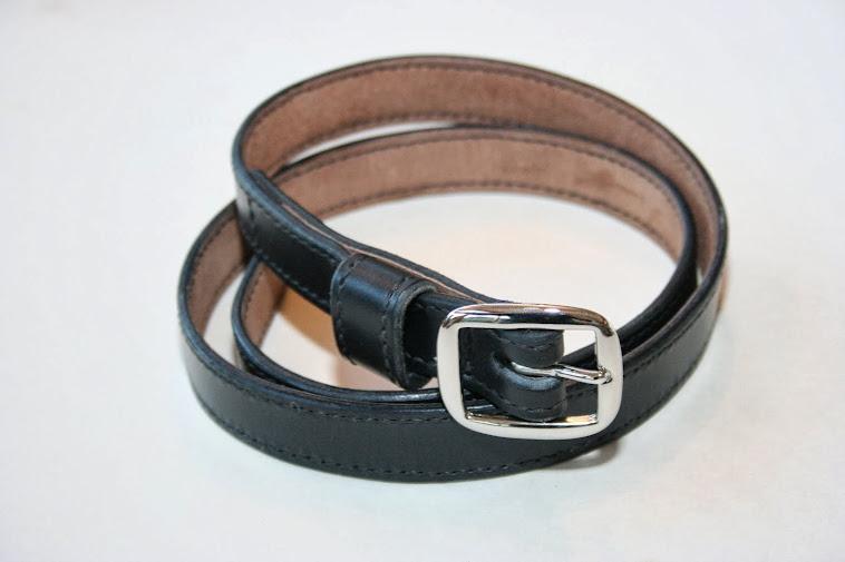 Lined 'smart' belt