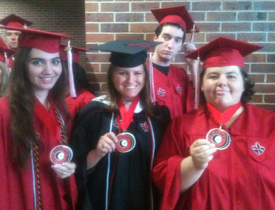 History on the Move: Graduation Medallions