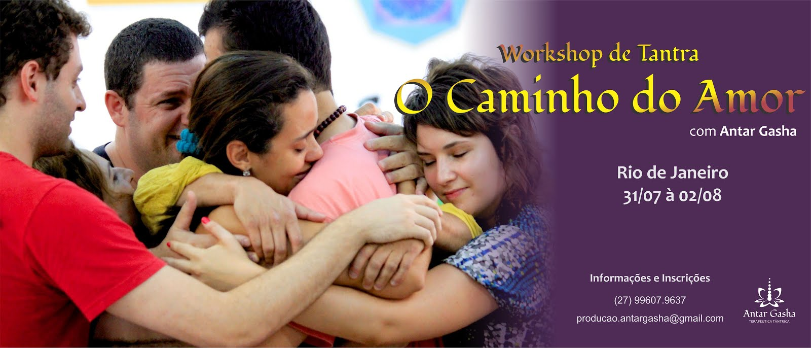 Workshop de Tantra no Rio