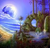Grande Lua Azul