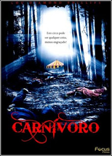Download - Carnívoro DVDRip AVI Dual Áudio + RMVB Dublado