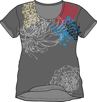 desain-t shirt-kaos