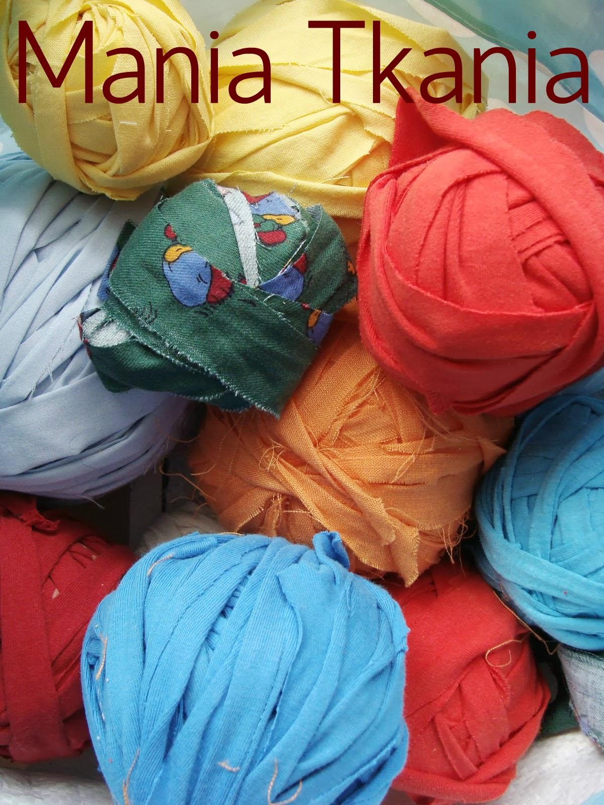 skrawki na ręcznie tkany dywan szmaciak