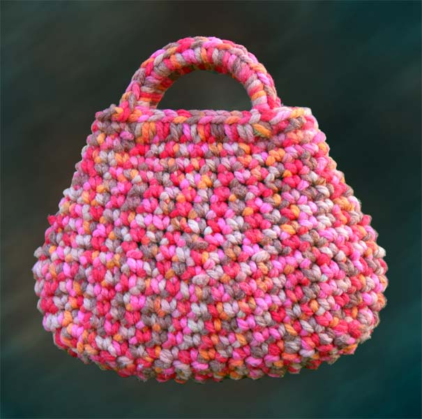 Free Crochet Bag : Bag Gloves Images: Free Crochet Bag Patterns