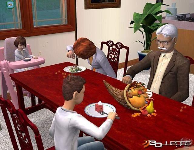 Los Sims 2 PC Full Español ISO Descargar DVD5 + Expansion