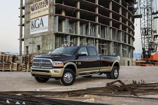 2013 Dodge RAM Heavy Duty