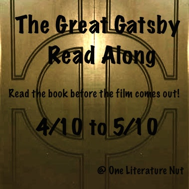 One Literature Nut The Great Gatsby Read Along Chapters