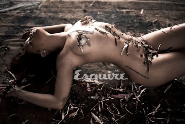 Rihanna – Esquire Magazine Photoshoots