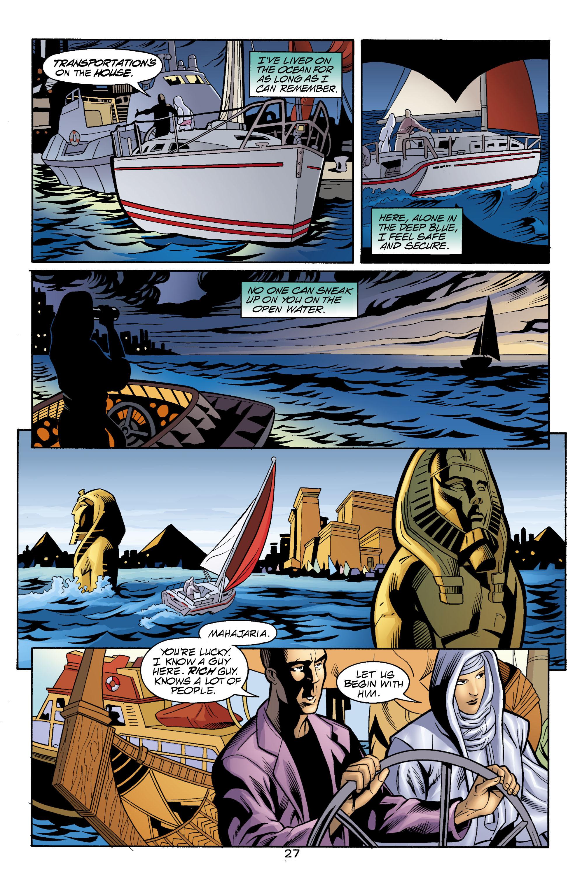 Detective Comics (1937) 747 Page 27