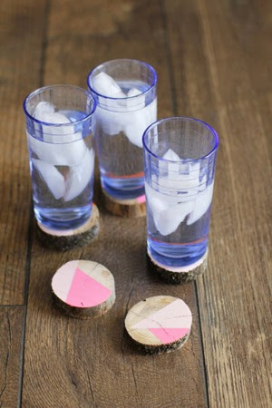 DIY Wood Coasters