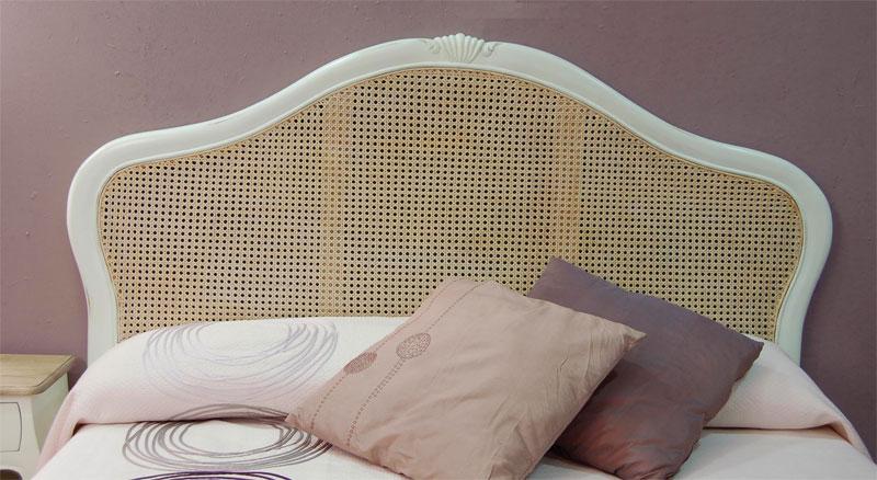 La web de la decoracion y el mueble en la red dormitorio - Cabeceros de mimbre ...