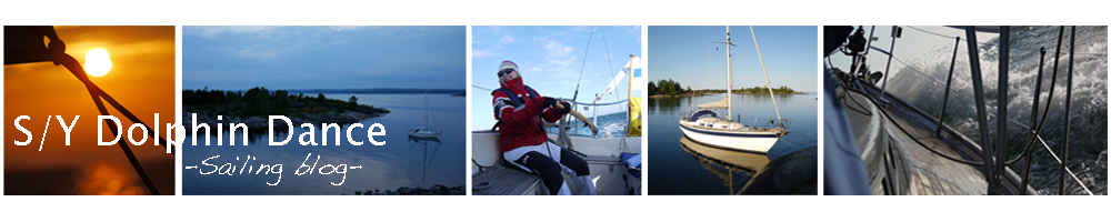 Sailing blog | S/Y Dolphin Dance | a Finnish Hallberg-Rassy 29 sailing in the Northern Europe