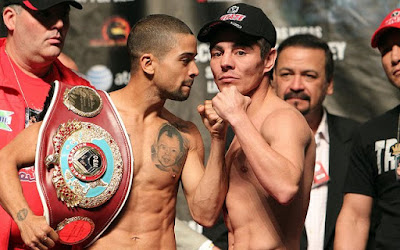 Wilfredo Vazquez Jr. vs. Jorge Arce