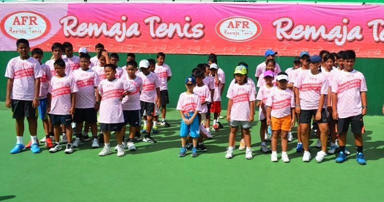 Remaja Tenis SULSEL 2014