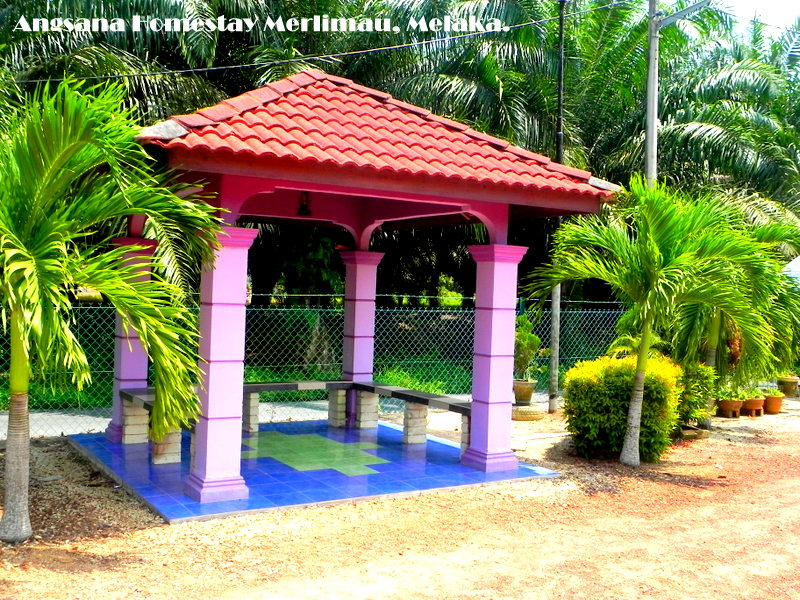 Selamat Datang Ke Angsana Homestay Merlimau, Melaka.