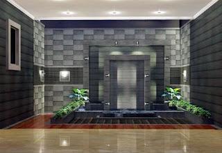 Batu andesit untuk interior dan exterior rumah