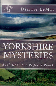 Check out my book Yorkshire Mysteries!
