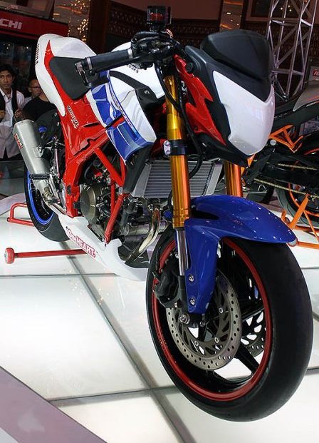 modifikasi Honda CB 150R