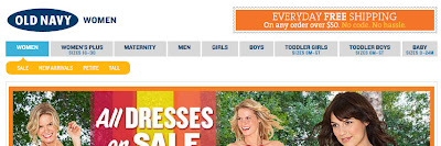 Click to view this June 3, 2011 Old Navy email full-sized