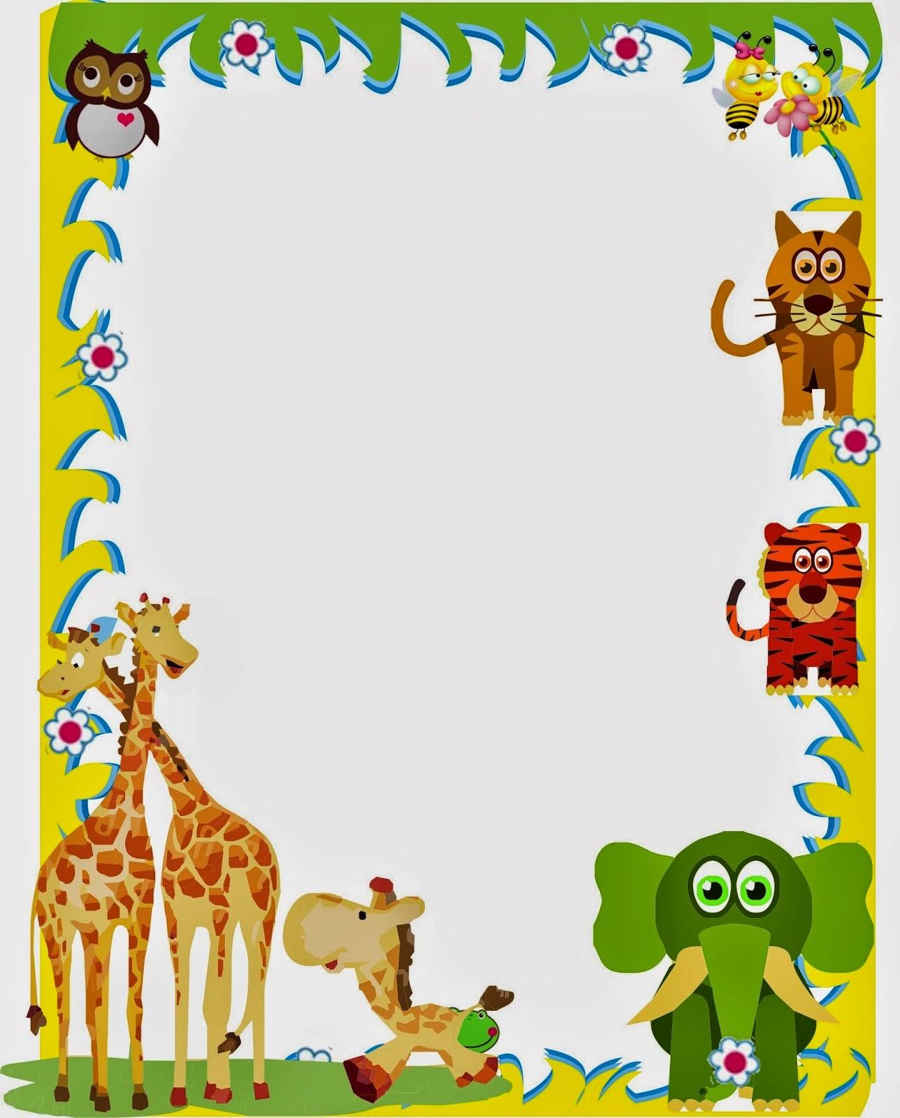Caratulas para Cuadernos y Trabajos: Caratula para cuadernos niños de