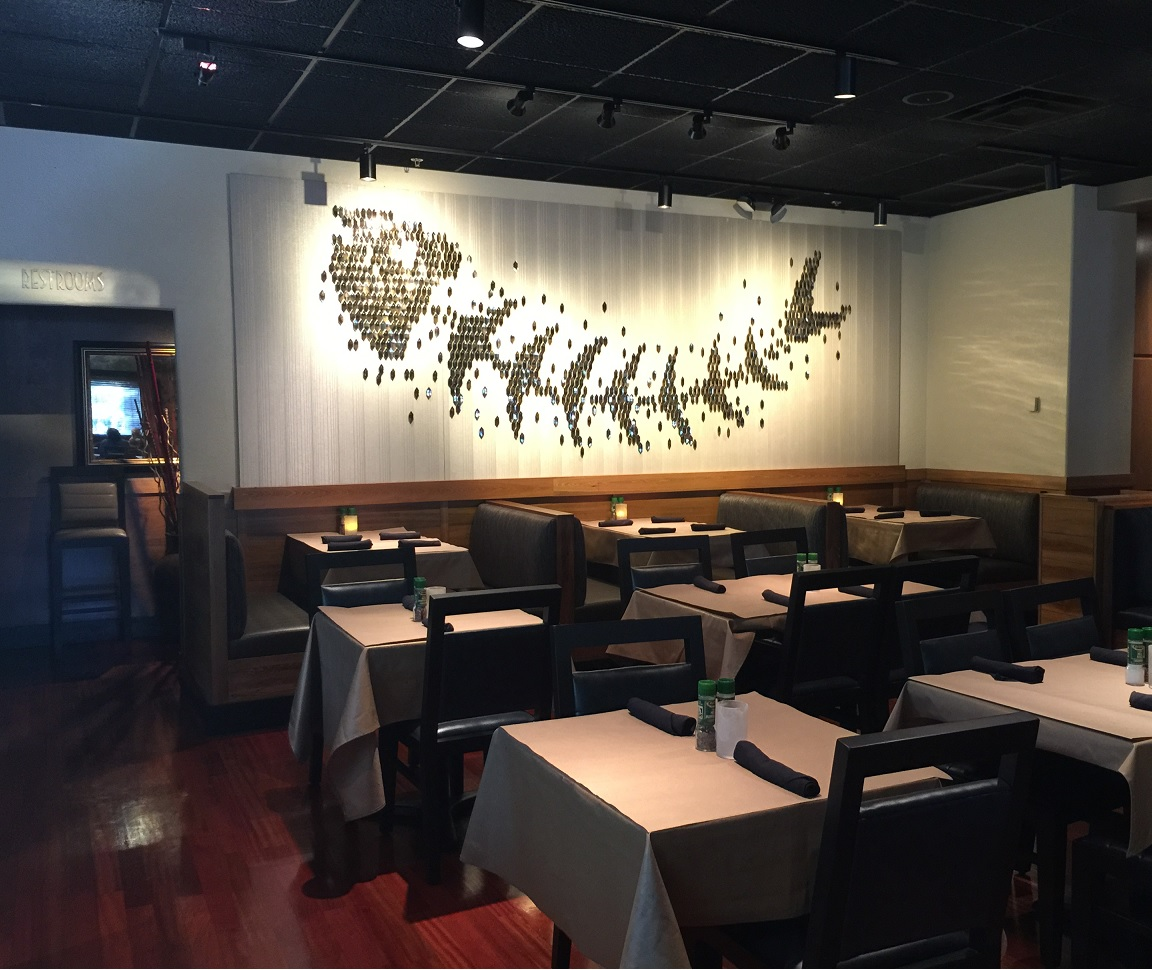The Birch Beat: The Redesign Of Bonefish Grill; And Other