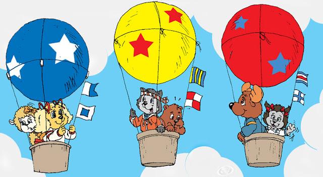 Balloon Kids por fy-vov-7