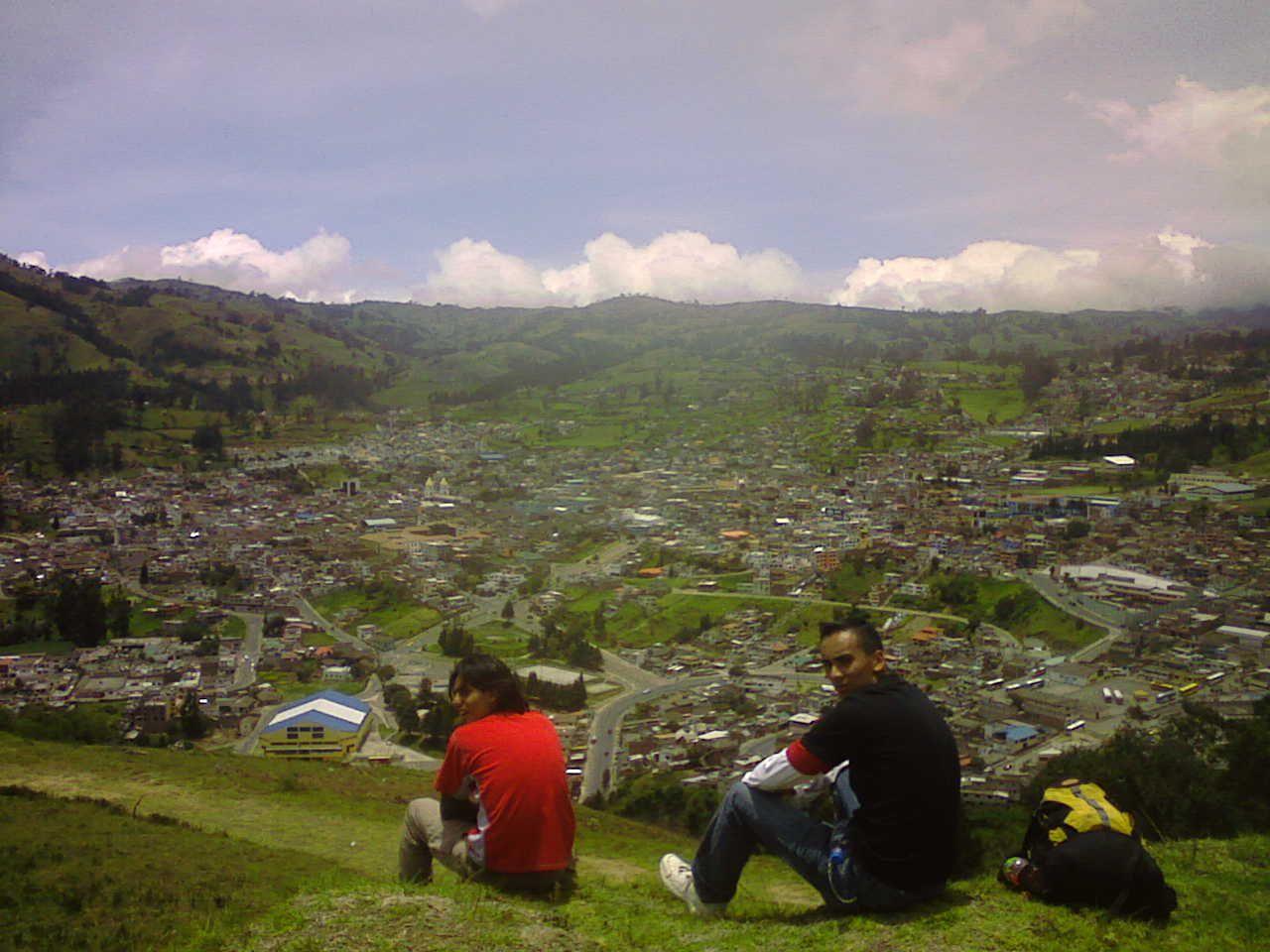 Guaranda y las siete colinas proyecto famillia escala 35 for Cafetin colegio las colinas