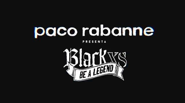 Black XS de Paco Rabanne