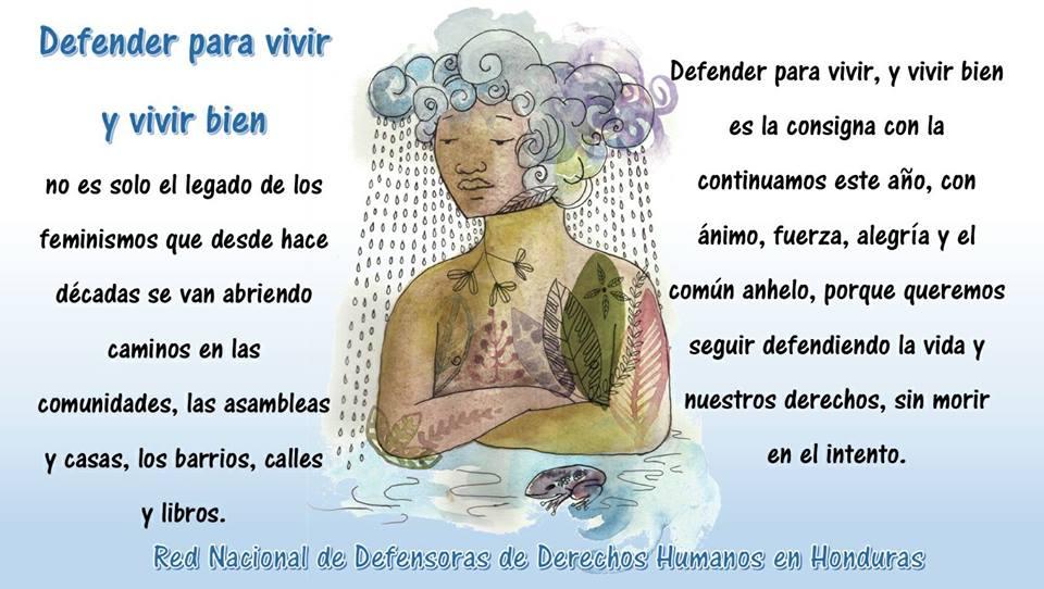 Defender Para Vivir y Vivir Bien