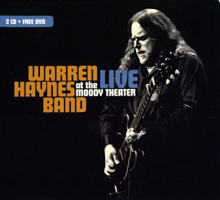 Warren Haynes Band - Live at the Moody Theater 2012