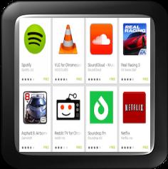 Chromecast Apps List