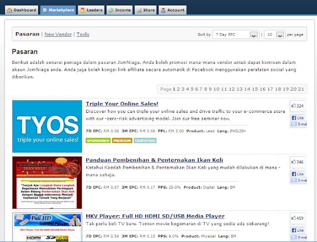 peluang-online-2013