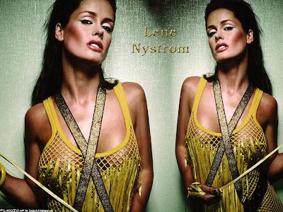 Lene Nystrom Sexy Wallpaper