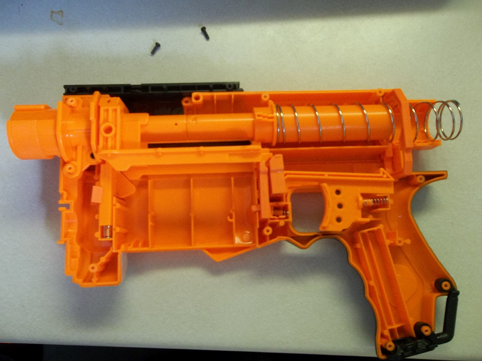 Nerf Creations Nerf Recon Gear Up Mod Guide