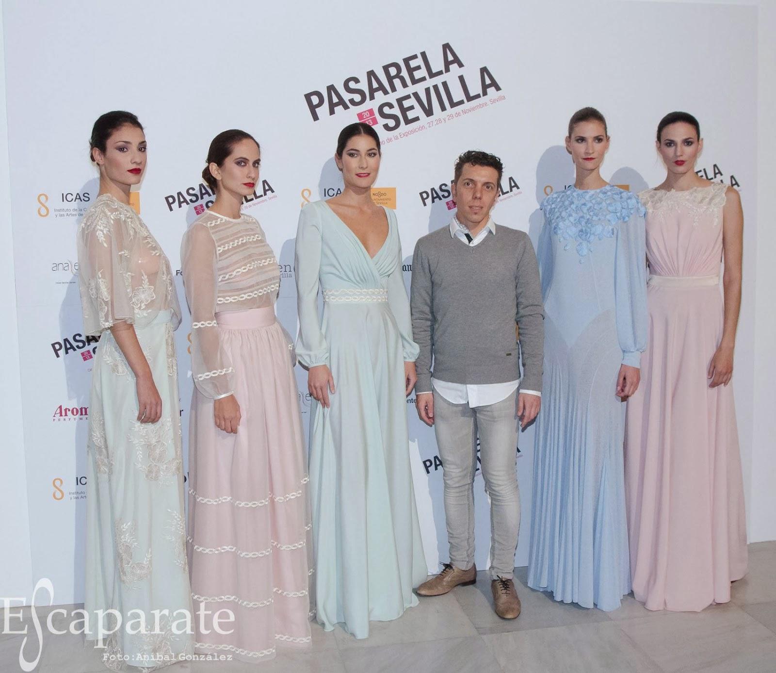 """Pasarela Sevilla """"EDEN"""" by Alejandro Postigo"""