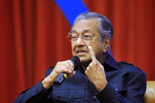 Tun Mahathir Laporan Interim MH370 Pelik Tidak Pernah Berlaku