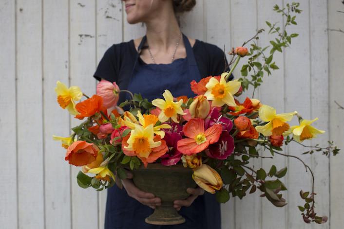 Copa de flores Floret Flowers